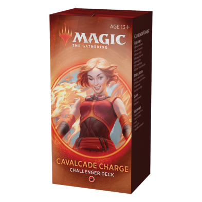 Magic Challenger Deck: Cavalcade Charge