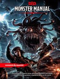 Dungeons & Dragons 5: Monster Manual