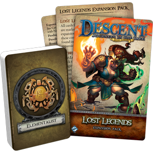 Descent: Lost Legends