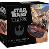 Star Wars Legion: X-34 Landspeeder