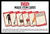 Dungeons & Dragons 5: Magic Items Cards