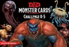 Dungeons & Dragons 5: Level 0-5 Monster Cards